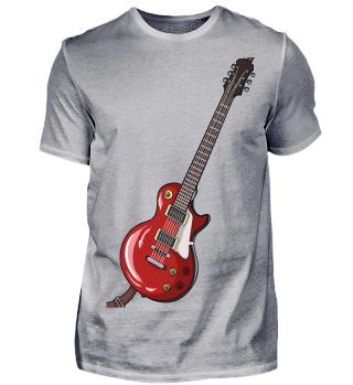 Cool guitar player shirt