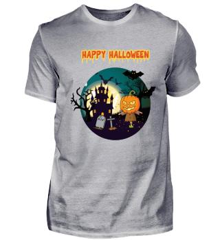Halloween Design - Schloss
