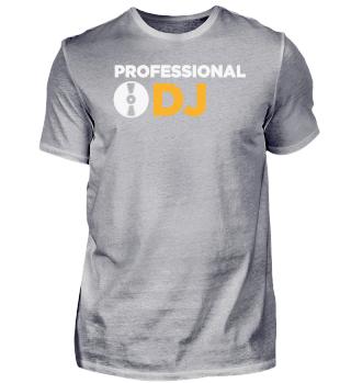 Professional DJ!