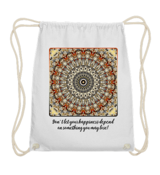 ♥ Mandala - Wisdom Your Happiness 1