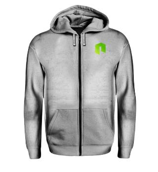 NEO Zipper - Logo Used Look
