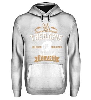 Irland Therapie Tshirt