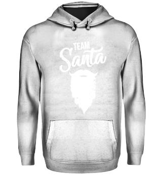 Team Santa Beard, Christmas Sweater Gift
