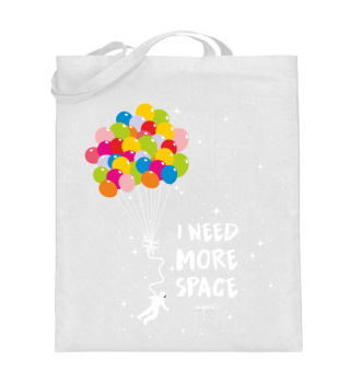 I need more SPACE #magisch
