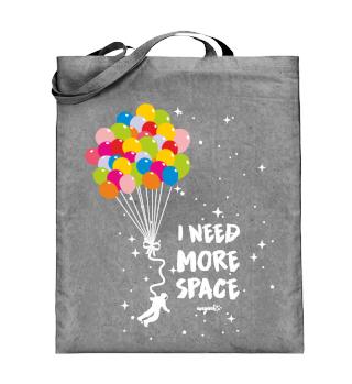 I need more SPACE #magisch