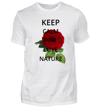 keep calm nature