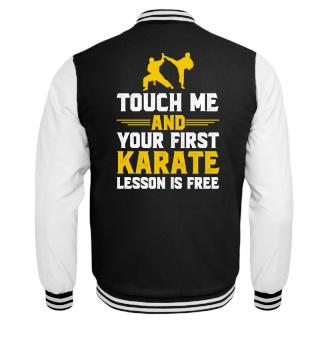 Karate Lesson - Das perfekte Geschenk