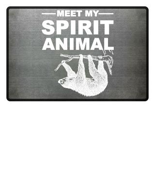 Meet my spirit animal - FAULTIER white