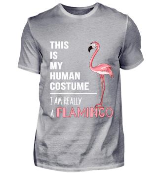 My Human Costume I'm a Flamingo Gift