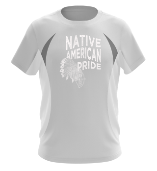 ★ Native American Pride Headdress Bow 2
