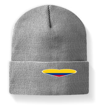 WM Shirt COLOMBIA HEART
