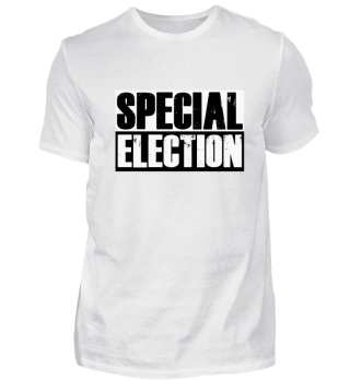 Special Election Shirt