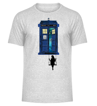 Blue Police Box - Swing The Galaxy