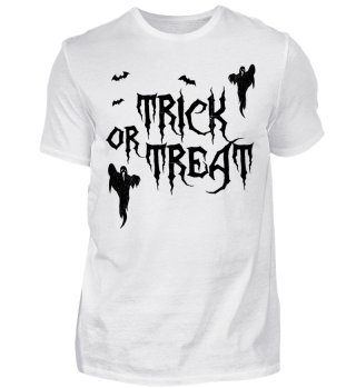 Halloween Trick Treat Shirt funny Gift