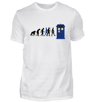 Evolution Of Humans - Police Box IV