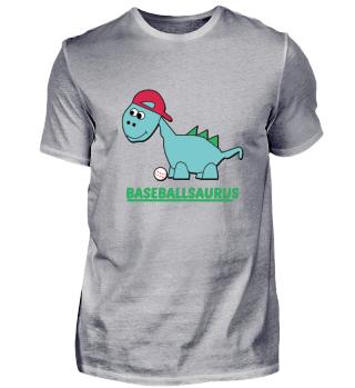 Baseball Dinosaur - Men Women Kids