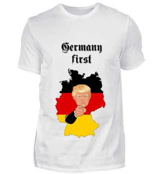 Germany first