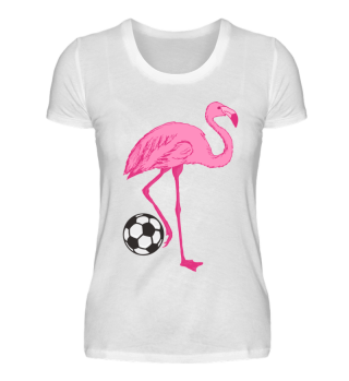 Play Soccer - Casual Kicking Flamingo 1