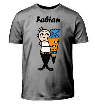 Fabian - Einschulung I-Dötzchen