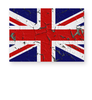 ★ United Kingdom grunge Flag I