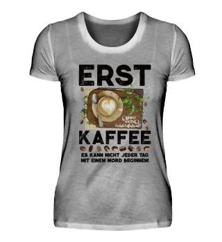 ☛ ERST KAFFEE... #1.5