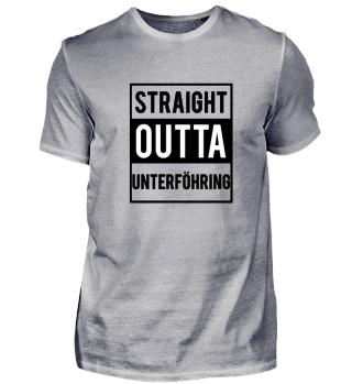 Straight Outta Unterföhring T-Shirt