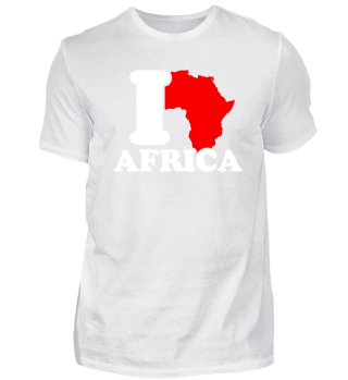 I Love Africa Gifts