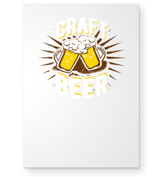 Craft Beer - Handgemachtes Bier