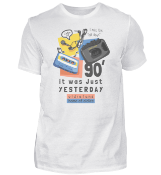 Oldiefans - 90s was Yesterday