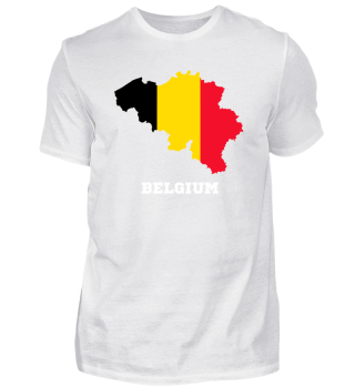 Belgium Belgien Fan WM Geschenk Idee