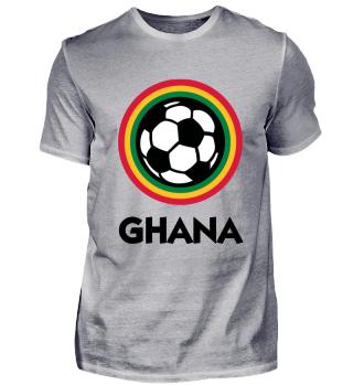 Football Crest Of Ghana