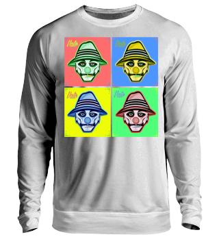 Herren Langarm Shirt Vato Ramirez