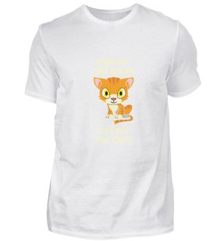 Run all the Miles, Pet all the Cats.