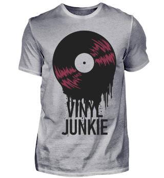 Dj T-Shirt Junkie