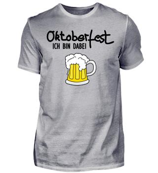 Oktoberfest - Ich Bin Dabei - Bier