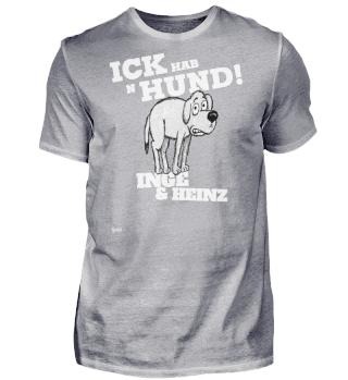fjedn! | Inge & Heinz | Hund