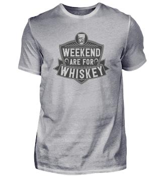 Wekkend are for Whiskey Geschenkidee für