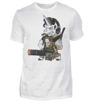 Unicorn Soldier Black Ops