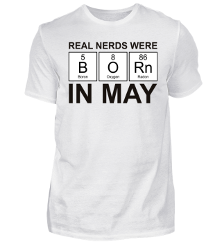 Periodic Elements - BORN may black