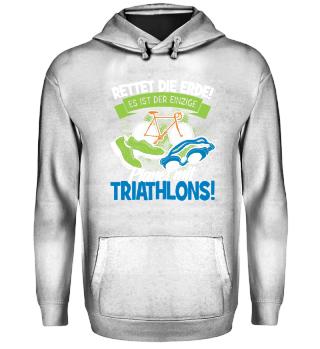 Triathlon · Rettet die Erde