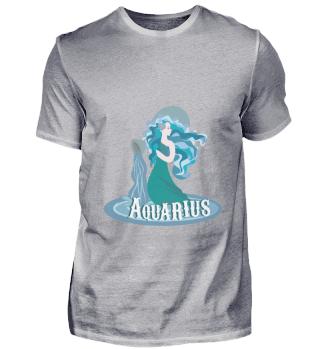 D002-0061A Zodiac - Aquarius