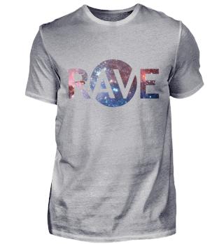 Rave Electro Trance Festival T Shirt