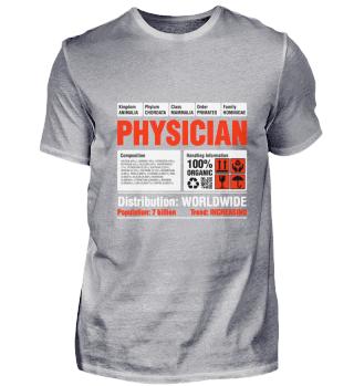 Funny Physician T-Shirt