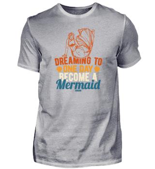beautiful mermaid mother