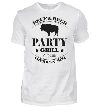☛ Partygrill · American BBQ #2S