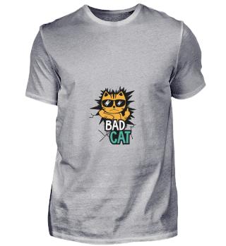 D004-0018 Bad Cat / Bad Kitty / Böse Kat