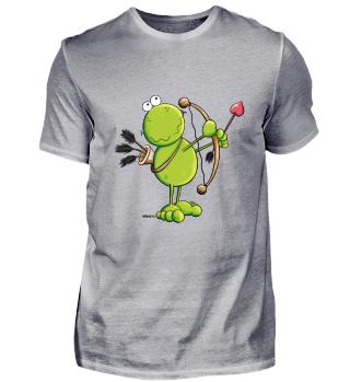 Amor Frosch - Schütze - Bogenschütze