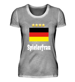 WM Spielerfrau