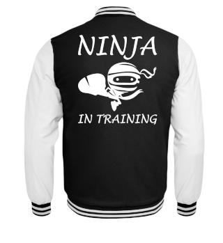 Ninja 4 Kids Geschenk Kampfsport Kinder