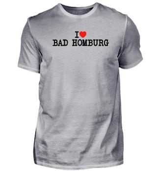 I love Bad Homburg